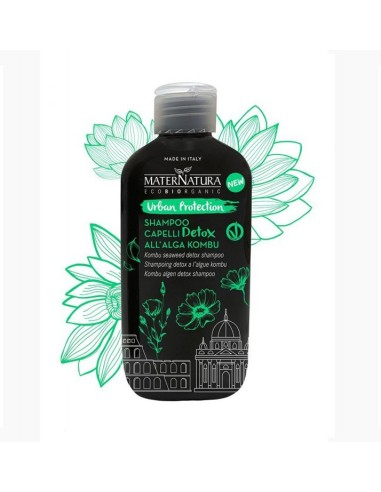 Maternatura - Shampoo Capelli Detox...