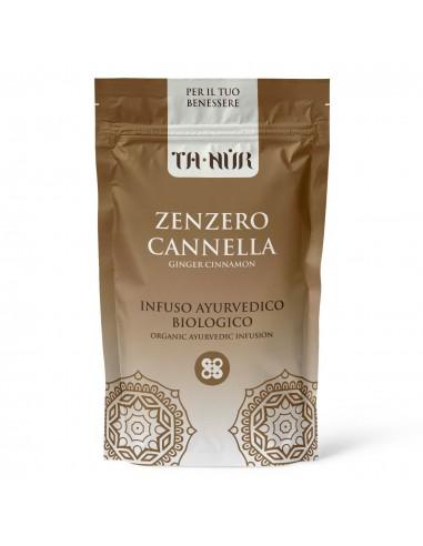 TA-NUR  Zenzero Cannella - Infuso...
