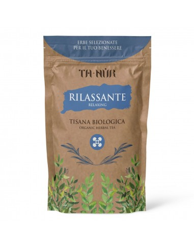 Ta-Nur - Rilassante - Tisana Bio