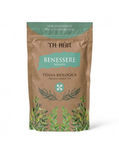 Ta-Nur -  Benessere - Tisana Bio