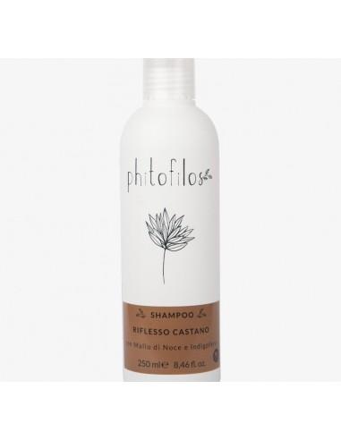 Phitofilos - Shampoo Riflesso Castano...