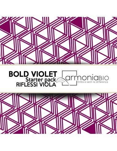 BOLD VIOLET - Cofanetto Starter pack...