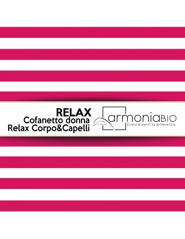 RELAX - Cofanetto donna Relax...