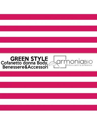 GREEN STYLE - Cofanetto donna...