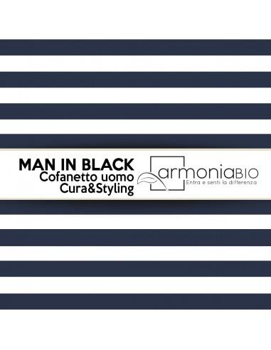 MAN IN BLACK - Cofanetto uomo...