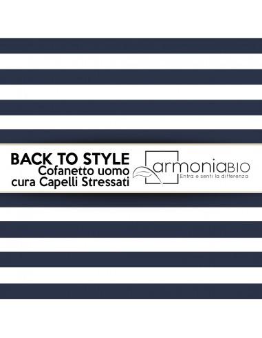 BACK TO STYLE - Cofanetto uomo cura...