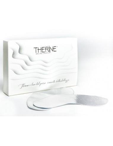 Therine - Silver Eye Patch - Maschera...