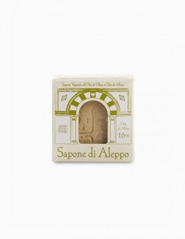 Tea natura - Sapone di Aleppo 16% con...