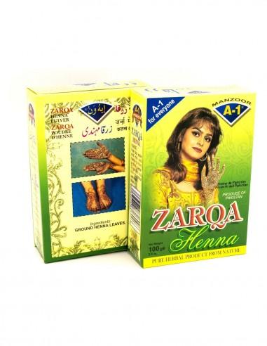 Henné Zarqa
