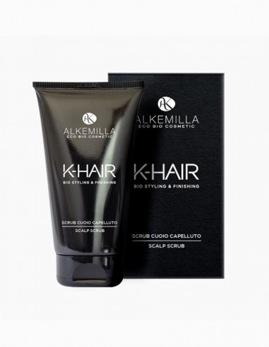 Alkemilla - Scrub cuoio capelluto K-Hair