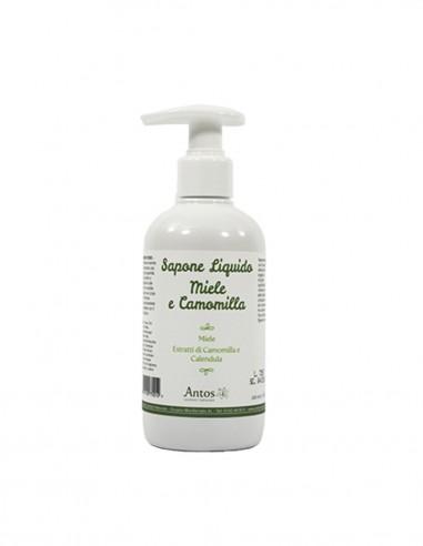 Antos - Sapone liquido miele e camomilla